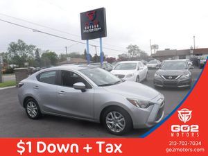 2018 Toyota Yaris iA for Sale in Redford Charter Township, MI