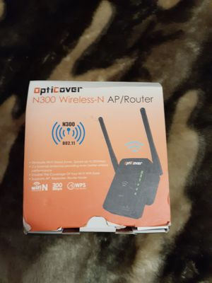 OptiCover Wifi Extender for Sale in Leon, WV
