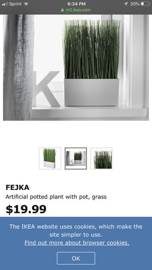 IKEA fake plant for Sale in Lemon Grove, CA