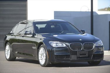 2014 BMW 7-Series for Sale in Tempe,  AZ