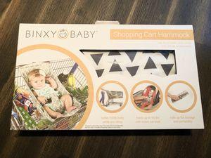 Binxy Baby Shopping Cart Hammock for Sale in Palmetto, FL