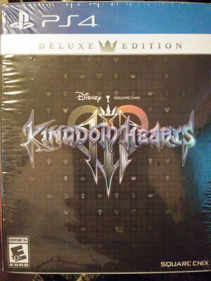 Kingdom Hearts PS4 Game Collectors Edition for Sale in Columbus, OH