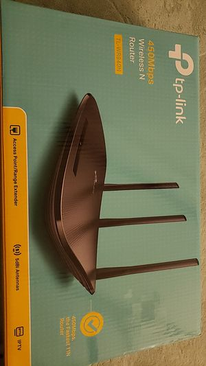 TP-link router for Sale in Lake View Terrace, CA