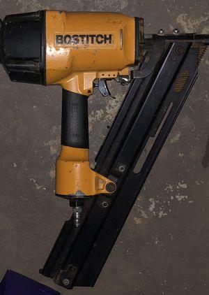 Bostitch Pnumatic framing nail gun for Sale in Smyrna, GA