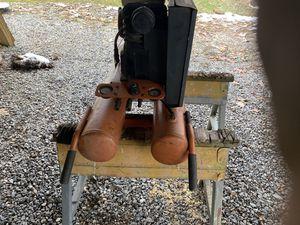 Rigid wheelbarrow style air compressor 9gal. for Sale in Pittsburgh, PA