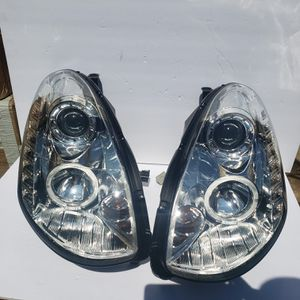 Infiniti G35 2005-2006 4D Halo Projector Headlights for Sale in Phillips Ranch, CA