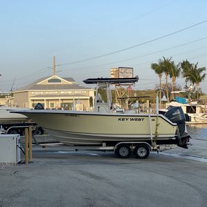 2006 Keywest 225 Blue water for Sale in Hollywood, FL