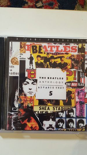 The Beatles Anthology 5 two CD set new for Sale in Richmond, VA