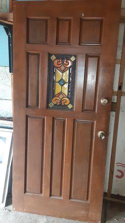 Solid Core Hardwood Door for Sale in Wichita,  KS