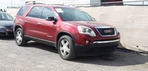 2008 GMC ACADIA. FOR PARTS ONLY for Sale in North Las Vegas, NV