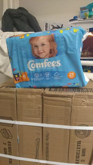 Diaper size 6 new brand for Sale in KNG OF PRUSSA, PA