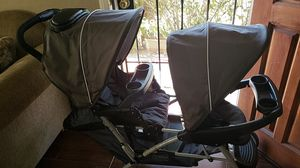 Graco DuoGlider Click Connect Double Stroller for Sale in South Gate, CA