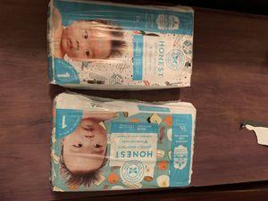 Honest Diaper Lot Size 1 for Sale in Stafford, VA