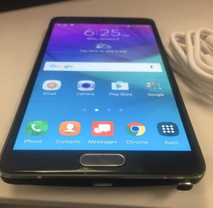 Samsung galaxy note 4 unlocked for Sale in Norwalk, CA