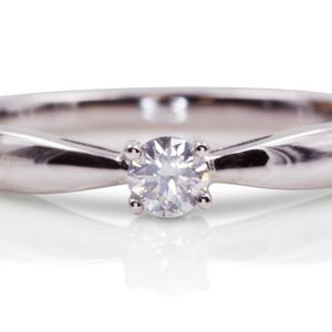 U1486 LADIES WHITE GOLD DIAMOND ENGAGEMENT RING WEDDING BAND for Sale in Los Angeles, CA