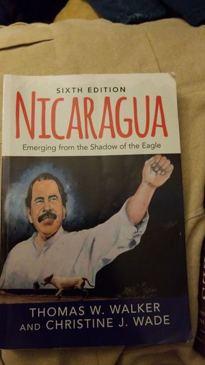 NICARAGUA. Sixth edition. (Lone star college) for Sale in Humble, TX