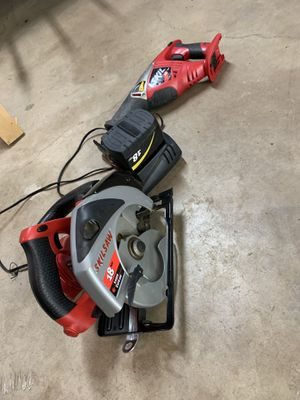 Both are cordless for Sale in Amarillo, TX