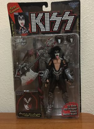 Kiss action figure for Sale in Denver, CO