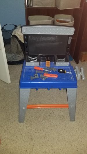 Kids tool bench for Sale in Fresno, CA