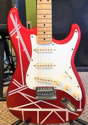 Hondo Van Halen Deluxe 1980s electric guitar for Sale in Salem, NH