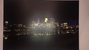Downtown Minneapolis wall canvas for Sale in Anoka, MN