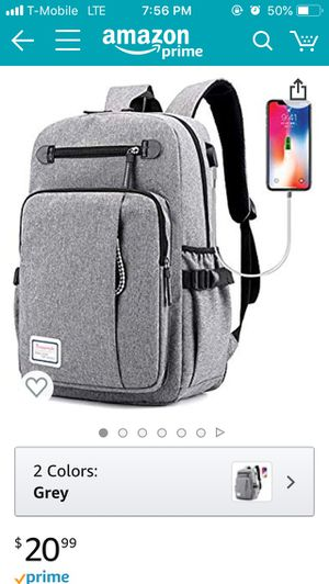 Usb laptop backpack for Sale in Saint Paul, MN