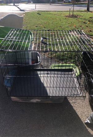 Aspen large dog crate for Sale in Walpole, MA