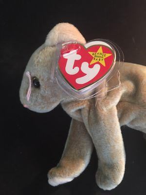 """""""Scat"""" the cat Ty Beanie baby - AUTHENTIC with ERROR for Sale in La Habra Heights, CA"""