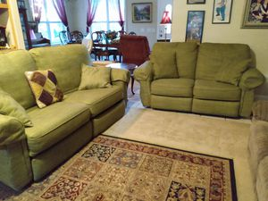 reclining Couch and Loveseat for Sale in Winter Haven, FL