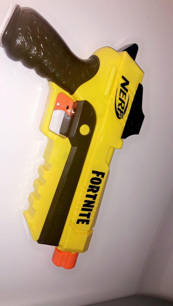 Fortnite Pistol Nerf Gun