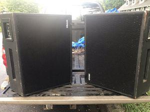 Pair Klipsch KSM-2 Speakers/Stage Monitors for Sale in Atlanta, GA