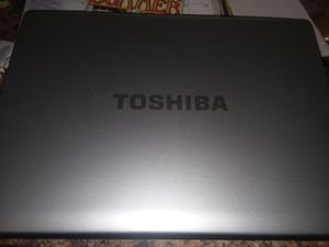 Toshiba laptop with Windows Vista for Sale in Westminster, CA