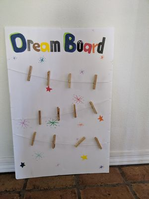 Dream Board for Sale in Mesa, AZ
