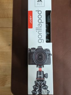 Joby JB01507 Gorillapod 3K Kit Tripod for Sale in Fairfax,  VA