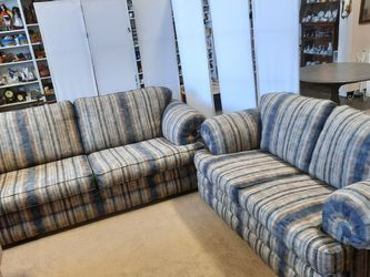 Sofa And Loveseat Set Of 2 La-z-boy Couches for Sale in Hayward,  CA