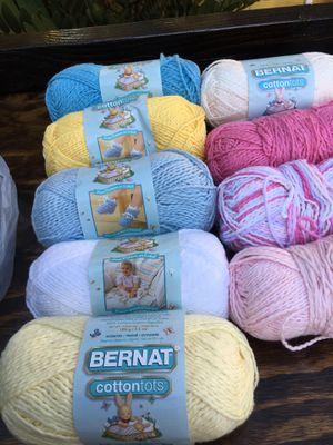 Yarn BERNAT for Sale in Downey, CA