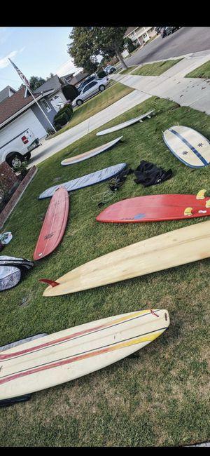 6'10-9'6 surfboard funboard longboard beginner after wavestorm boards for Sale in Los Angeles, CA