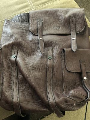 Tumi mans backpack for Sale in Fullerton, CA