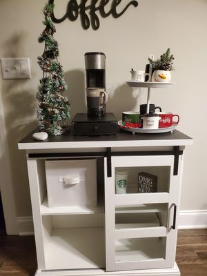 Coffee bar/buffet for Sale in Clayton, NC