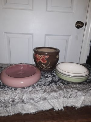 3 pots for Sale in Macon, GA