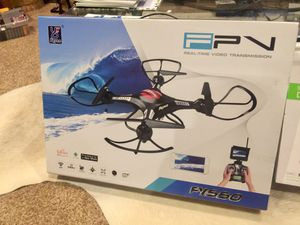 """RC Air Drone """"Quadcopter"""" FAYEE FPV FY560 (5.8GHZ, 4CH WITH 2.0MP, HD CAMERA) for Sale in San Antonio, TX"""