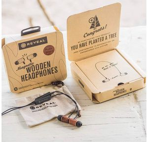 wooden Bluetooth headphones for Sale in Tempe, AZ