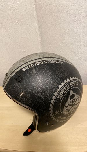 3/4 Speed and Strength speed shop helmet for Sale in Tampa, FL