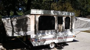 1990 Starcraft Starflyer pop-up camper for Sale in Arlington, TX