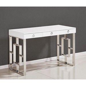 Brand new modern white writing desk / new in box for Sale in Pleasanton, CA