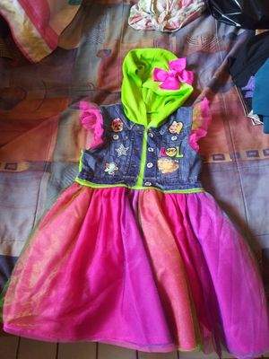 Dress jojo siwa size 4/5 for Sale in Perris, CA