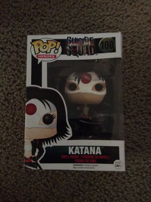 Katana funko pop for Sale in Encino, NM