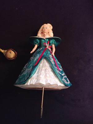 Barbie stocking holder for Sale in Fort Worth, TX