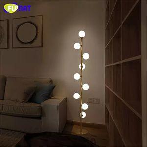 Lighting Cozy Elegant Modern Creative Floor Lamp 9 Lights for Sale in Montclair, CA