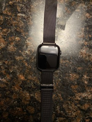 Apple Watch Series 5 Cellular 44MM Space Gray for Sale in Moreno Valley, CA